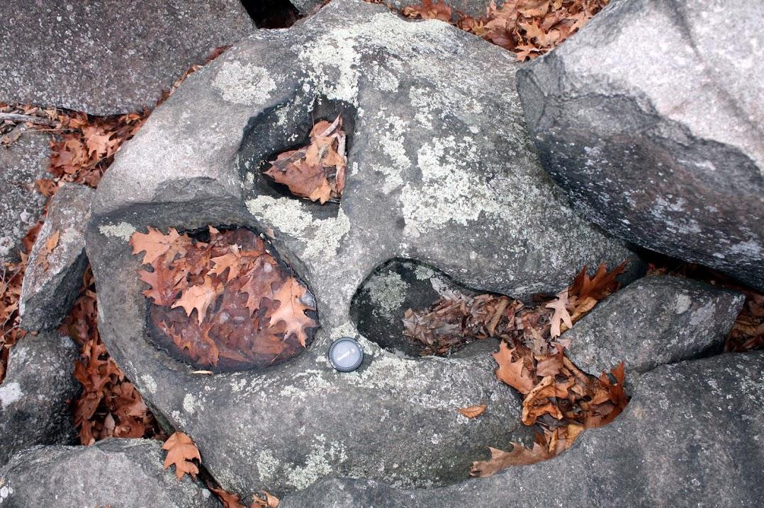 Ringing Rocks Diabase